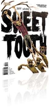 Vertigo: Sweet Tooth - Issue # 3 Cover