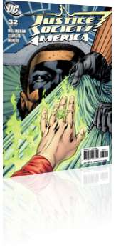 DC Comics: Justice Society of America - Issue # 32 Cover