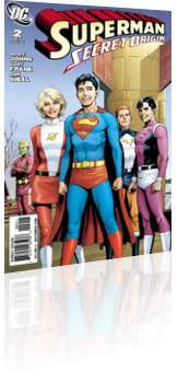 DC Comics: Superman: Secret Origin - Issue # 2 Cover A