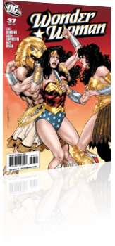 DC Comics: Wonder Woman - Issue # 37 Cover