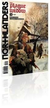 Vertigo: Northlanders - Issue # 21 Cover