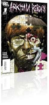 DC Comics: Arkham Reborn - Issue # 1 Cover A