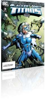DC Comics: Blackest Night: Titans - Issue # 3 Cover A