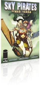 Image Comics: Sky Pirates of Neo Terra - Issue # 2 Cover