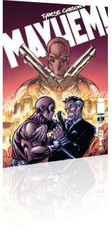 Image Comics: Mayhem - Issue # 3 Cover A