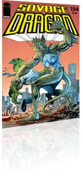 Image Comics: Savage Dragon - Issue # 154 Cover