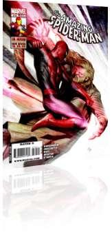 Marvel Comics: Amazing Spider-Man - Issue # 610 Cover