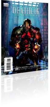 Marvel Comics: Deathlok - Issue # 1 Cover