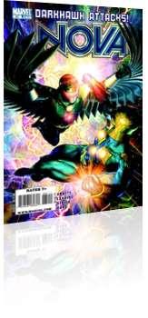 Marvel Comics: Nova - Issue # 31 Cover
