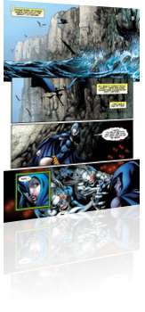 DC Comics: Teen Titans - Issue # 75 Page 1