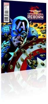 Marvel Comics: Captain America: Reborn - Issue # 4 Cover