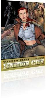 Avatar Press: Ignition City - Issue # 5 Cover A