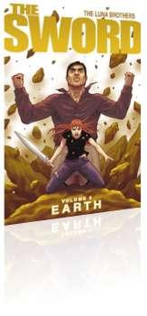 Image Comics: The Sword - TPB # 3 Cover
