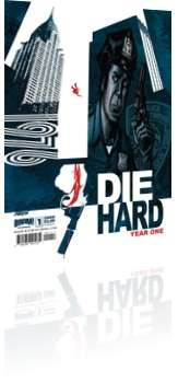BOOM! Studios: Die Hard: Year One - Issue # 1 Cover A