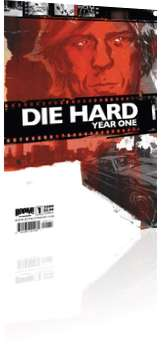 BOOM! Studios: Die Hard: Year One - Issue # 1 Cover B