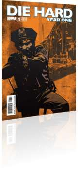 BOOM! Studios: Die Hard: Year One - Issue # 1 Cover C