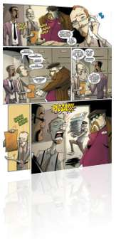 Image Comics: Chew - Issue # 18 Page 2