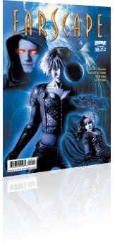BOOM! Studios: Farscape - Issue # 18 Cover