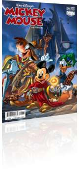 BOOM! Studios: Mickey Mouse and Friends - Issue # 296 Cover