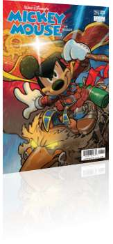 BOOM! Studios: Mickey Mouse and Friends - Issue # 296 Cover B