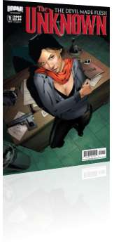BOOM! Studios: The Unknown: The Devil Made Flesh - Issue # 1 Cover B