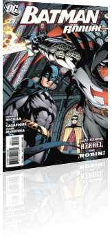 DC Comics: Batman - Annual # 27 Cover