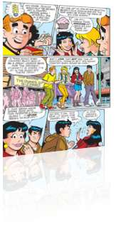 Archie Comics Group: World of Archie: Double Digest Magazine - Issue # 8 Page 2