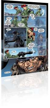 DC Comics: Magog - Issue # 2 Page 3