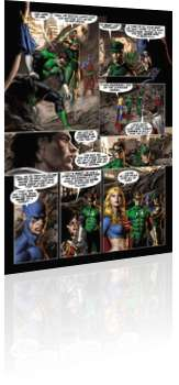 DC Comics: Justice League: Cry for Justice - Issue # 4 Page 2
