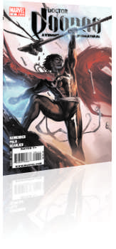 Marvel Comics: Doctor Voodoo: Avenger of the Supernatural - Issue # 1 Cover