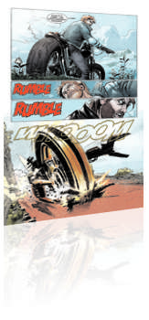 Marvel Comics: Ghost Riders: Heaven's on Fire - Issue # 3 Page 4