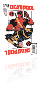Marvel Comics: Deadpool - Issue # 16 Cover