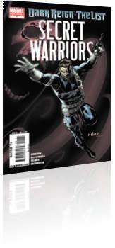 Marvel Comics: Dark Reign: The List - Secret Warriors - Issue # 1 Cover