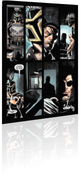 Marvel Comics: Dark Reign: List - Secret Warriors - Issue # 1 Page 6