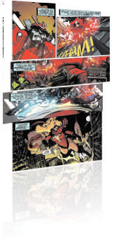 Marvel Comics: Dark Reign: Zodiac - Issue # 3 Page 4