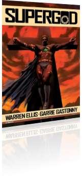 Avatar Press: Supergod - Issue # 1 Cover