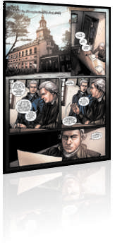 Marvel Comics: Captain America: Theater of War - Ghosts of My Country - Issue # 1 Page 2
