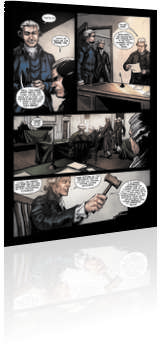 Marvel Comics: Captain America: Theater of War - Ghosts of My Country - Issue # 1 Page 4