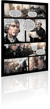 Marvel Comics: Captain America: Theater of War - Ghosts of My Country - Issue # 1 Page 5