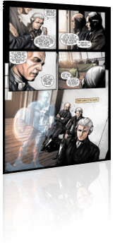 Marvel Comics: Captain America: Theater of War - Ghosts of My Country - Issue # 1 Page 6