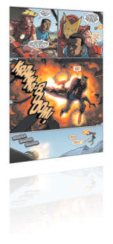 Marvel Comics: Iron Man & the Armor Wars - Issue # 3 Page 6