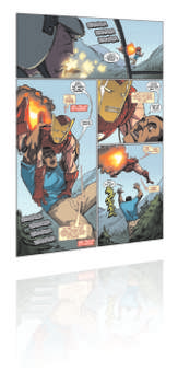 Marvel Comics: Iron Man & the Armor Wars - Issue # 3 Page 7