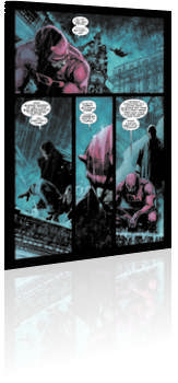 Marvel Comics: Daredevil - Issue # 501 Page 4