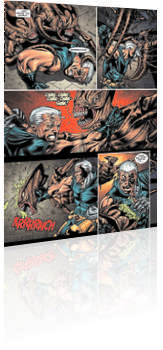 Marvel Comics: Cable - Issue # 19 Page 6