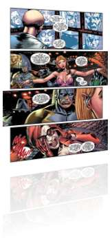 Marvel Comics: Villains for Hire - Issue # 4 Page 3