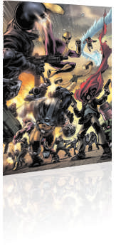 Marvel Comics: House of M: Masters of Evil - Issue # 3 Page 6