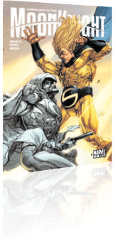 Marvel Comics: Vengeance of the Moon Knight - Issue # 2 Cover