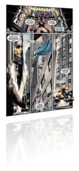 Marvel Comics: Vengeance of the Moon Knight - Issue # 2 Page 3