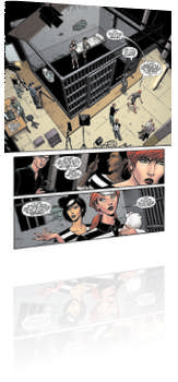 Marvel Comics: Models, Inc. - Issue # 2 Page 3