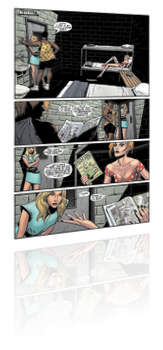 Marvel Comics: Models, Inc. - Issue # 2 Page 4
